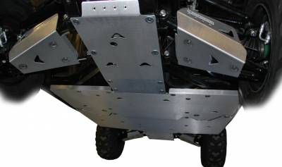 Jeep - CJ5 - Skid Plates