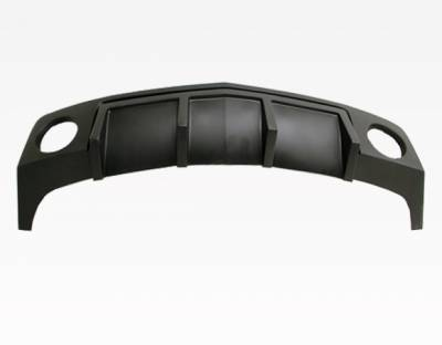 Honda - Civic 4Dr - Rear Lip