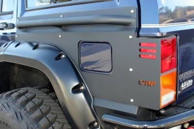 Ford - F250 - Body Armor