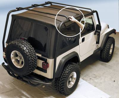 Car Parts - Accessories - Jeep Roof Racks