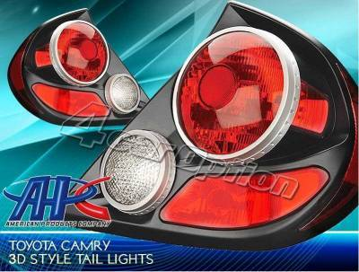 Car Parts - Headlights & Tail Lights - Custom Tail Lights