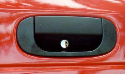 Tail Gate Lock