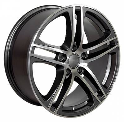 Audi 4 Wheel Packages