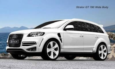 Shop by Vehicle - Audi - Q7