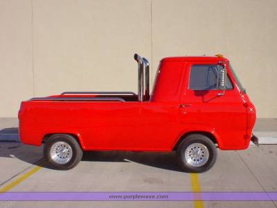 Shop by Vehicle - Ford - E100