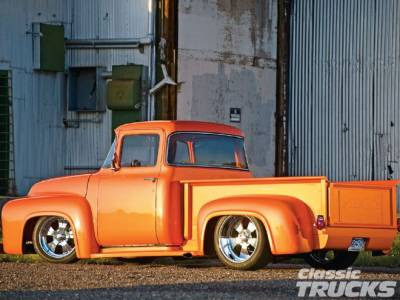 Shop by Vehicle - Ford - F100