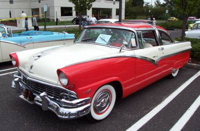 Shop by Vehicle - Ford - Fairlane