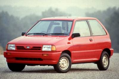 Shop by Vehicle - Ford - Festiva
