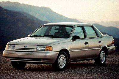 Shop by Vehicle - Ford - Tempo