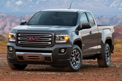 Shop by Vehicle - GMC - Canyon