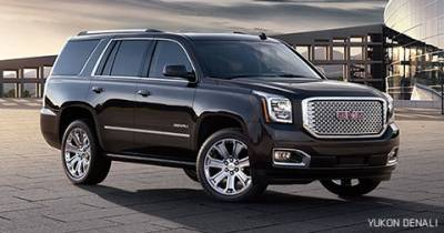 Shop by Vehicle - GMC - Denali