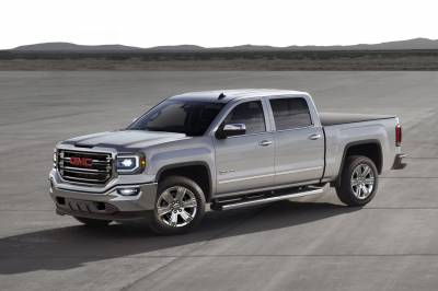 Shop by Vehicle - GMC - Sierra