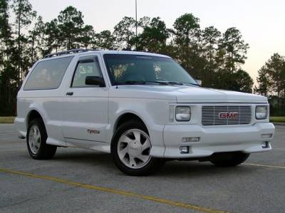 Shop by Vehicle - GMC - Typhoon