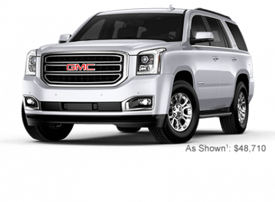 Shop by Vehicle - GMC - Yukon