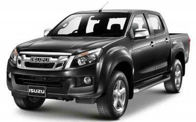 Shop by Vehicle - Isuzu - Pickup
