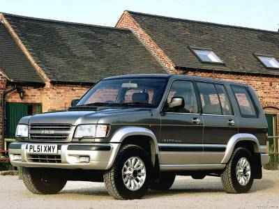 Shop by Vehicle - Isuzu - Trooper