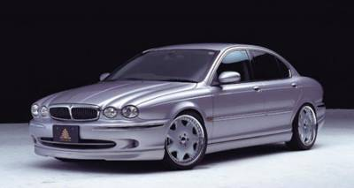 Shop by Vehicle - Jaguar - X Type