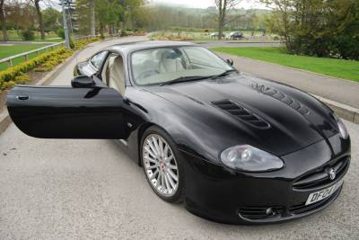 Shop by Vehicle - Jaguar - XK8