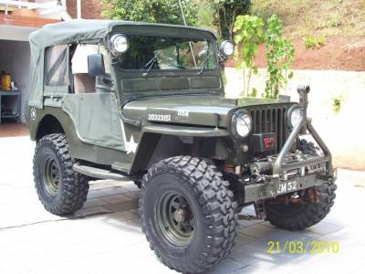 Shop by Vehicle - Jeep - CJ3