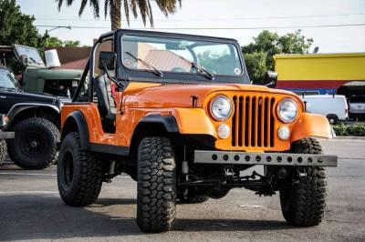 Shop by Vehicle - Jeep - CJ5