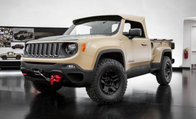 Shop by Vehicle - Jeep - Comanche