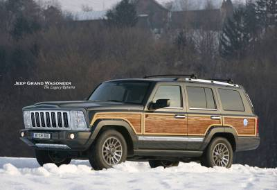 Shop by Vehicle - Jeep - Grand Wagoneer