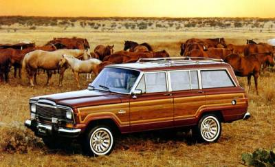 Shop by Vehicle - Jeep - Wagoneer