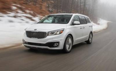 Shop by Vehicle - Kia - Sedona