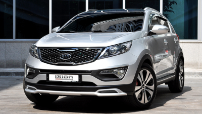 Shop by Vehicle - Kia - Sportage