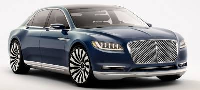 Shop by Vehicle - Lincoln - Continental