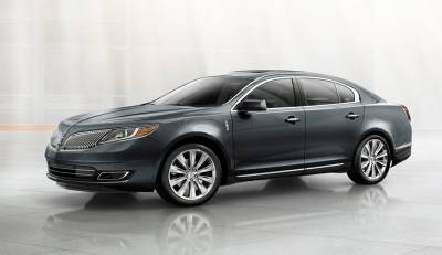 Shop by Vehicle - Lincoln - MKS