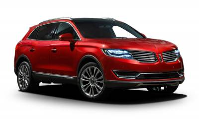 Shop by Vehicle - Lincoln - MKX