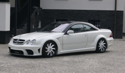 Shop by Vehicle - Mercedes - CL Class