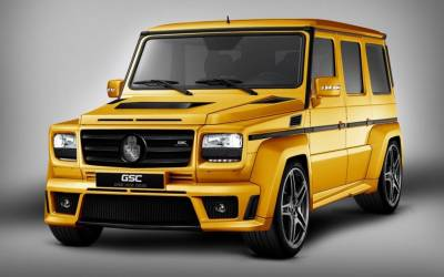Shop by Vehicle - Mercedes - G Class