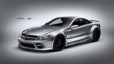 Shop by Vehicle - Mercedes - R Class