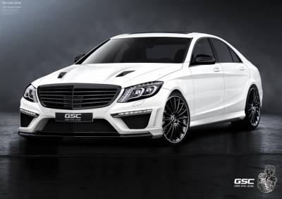 Shop by Vehicle - Mercedes - S Class
