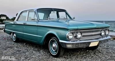 Shop by Vehicle - Mercury - Comet