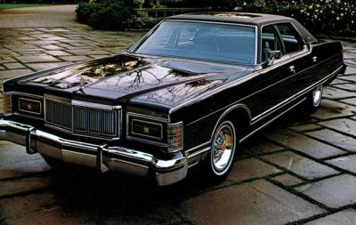 Shop by Vehicle - Mercury - Marquis