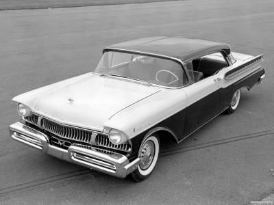 Shop by Vehicle - Mercury - Monterey