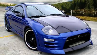 Mitsubishi body kit