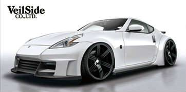 Shop by Vehicle - Nissan - 370Z