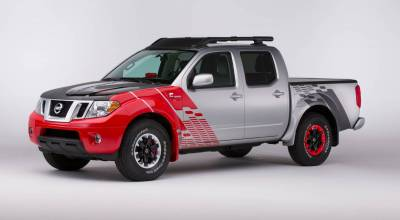 Shop by Vehicle - Nissan - Frontier
