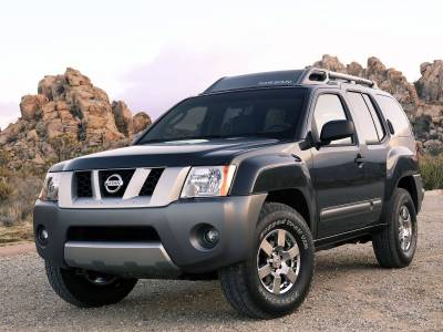 Shop by Vehicle - Nissan - Xterra