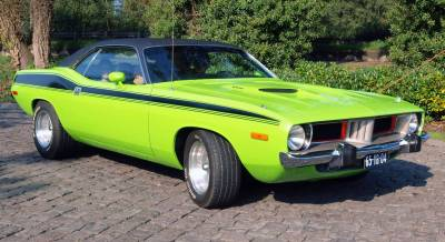 Shop by Vehicle - Plymouth - Barracuda