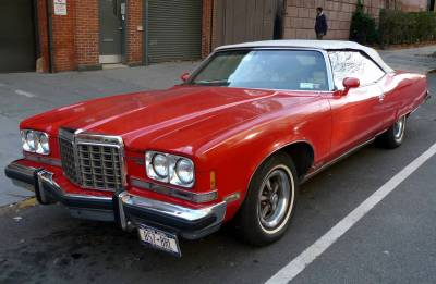 Shop by Vehicle - Pontiac - Grand Ville