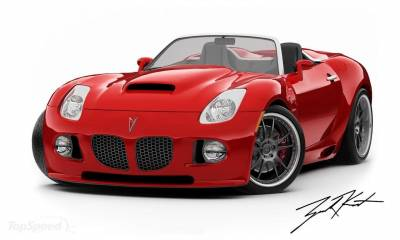 Shop by Vehicle - Pontiac - Solstice