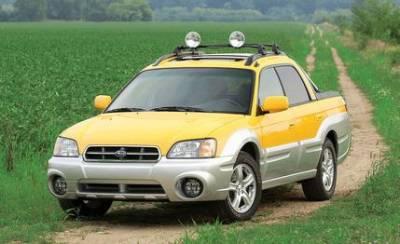 Shop by Vehicle - Subaru