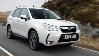 Shop by Vehicle - Subaru - Forester