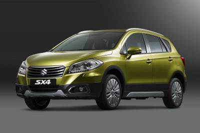 Shop by Vehicle - Suzuki - SX4