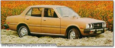 Shop by Vehicle - Toyota - Corona